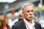 Portrait de Chase Carey, patron de la F1