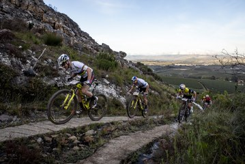 Absa Cape Epic 2019 - Stage 5 - Untamed Action