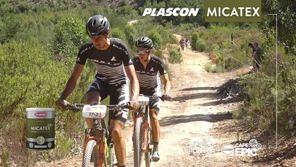 Absa Cape Epic 2019 - Stage 6 - #MicatexToughMoments