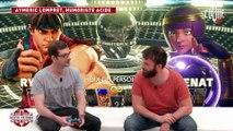 Besto Friendo : on a défié l'humoriste Aymeric Lompret à Street Fighter - CLIQUE TV