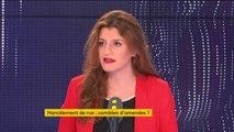 """VIDEO. Harcèlement de rue : """"Environ 400 amendes mises par les forces de l'ordre"""", annonce Marlène Schiappa"""