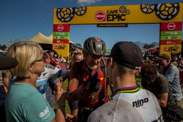 Absa Cape Epic 2019 - Stage 7 - Grand Finale - #MicatexToughMoments