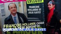 Julie Gayet : la révélation de sa liaison avec François Hollande lui vaut un gros chèque