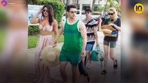 Priyanka Chopra, Nick Jonas, Sophie Turner and Joe Jonas have the time of their lives in Miami