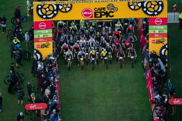 Absa Cape Epic 2019 - Stage 5 - News