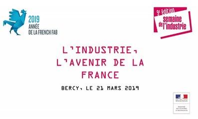 L'industrie, l'avenir de la France - 21 mars 2019