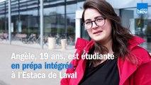 Angèle, étudiante en école d'ingénieurs, accompagnée par l'association Chemins d'avenir