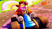 CRASH TEAM RACING NITRO-FUELED Bande Annonce