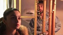 Alia Bhatt & Ranbir Kapoor's FIRST LOOK OUT from Brahmastra; Check Out | FilmiBeat