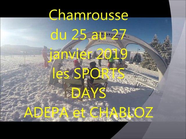 ADEPA Chamrousse 2019