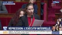 """""""Les vrais dangereux sont ceux qui détruisent notre avenir."""" Une députée LFI interpelle François de Rugy sur l'urgence écologique"""