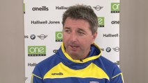 Steve price previews Wolves trip to Hull FC