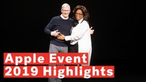 5 Highlights From 2019 Apple Event