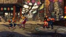 Streets of Rage 4 - Teaser de gameplay