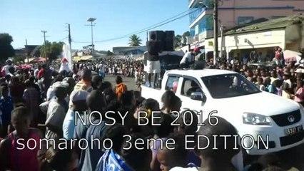 Festival Somaroho - Résumé 2016