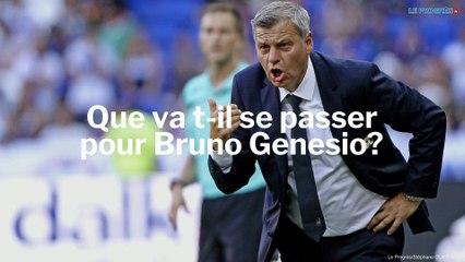 OL : que va t-il se passer pour Bruno Genesio?