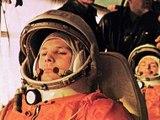 Yuri Gagarin, el primer ser humano en el espacio