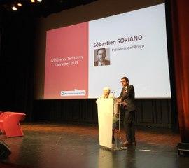 Conférence Territoires Connectés 2019 - Intervention de Sébastien SORIANO, Président de l'Arcep