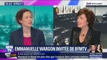 """LaRem: Emmanuelle Wargon défend """"une vision offensive"""" de l'Europe"""