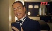Jean-Claude Van Damme se la joue James Bond pour une pub belge