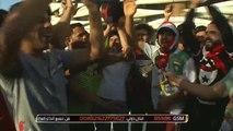 أجواء ما قبل مباراة العراق والأردن في كأس الصداقة