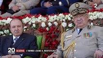 Algérie : l'armée lâche Bouteflika