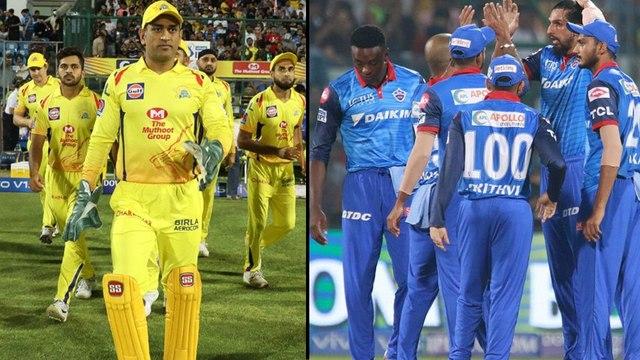 IPL 2019 : Delhi Capitals Vs Chennai Super Kings Match Highlights | Oneindia Telugu