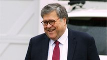 Justice Department Says Barr Will Release Public Mueller Report In Weeks
