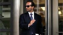 Ex-Trump Campaign Aide Papadopoulos Says Applied For Pardon