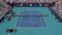 Borna Coric beats Nick Kyrgios in Miami Open fourth round