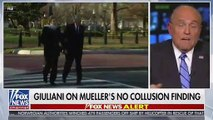 Giuliani Falsely Claims Mueller Was Paid $30 Million for Russia Probe, Hannity Doesn't Correct Him
