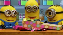 Minions STOP MOTION (Video) Minions NEW laser! Minions Stop Motion Animation | Toy Store -