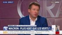 """Liste LaRem aux Européennes: Yannick Jadot prédit """"une campagne fourre-tout-"""""""