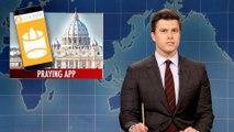 Weekend Update: Vatican App