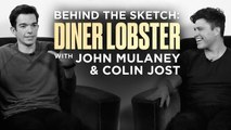 Behind the Sketch: Diner Lobster with John Mulaney and Colin Jost