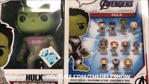 MARVEL THE AVENGERS ENDGAME MOVIE HULK COMMON & EXLCUSIVE INSIDER EDITION FIRST LOOK