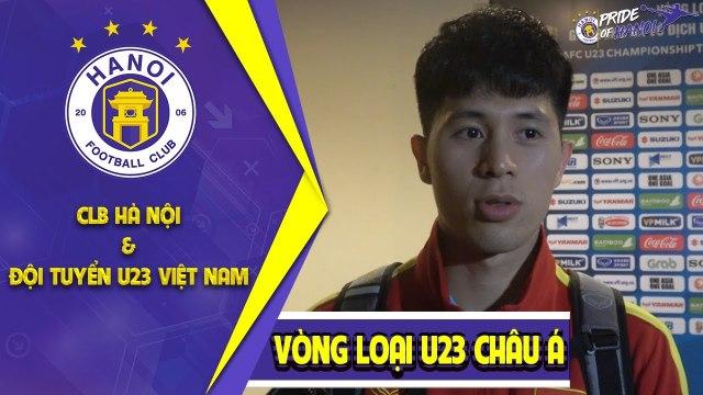 """Xúc động với phần trả lời phỏng vấn của Đình Trọng: """"Đến giờ em vẫn còn đau""""   HANOI FC"""