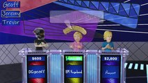 Jeopardy! March 24, 2019 - Jeopardy 3-24-2019