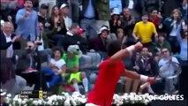 BEST OF- Novak Djokovic (funny, strange, best point...)