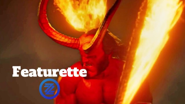 Hellboy Featurette - Bringing the Comics to Life (2019) David Harbour Action Movie HD