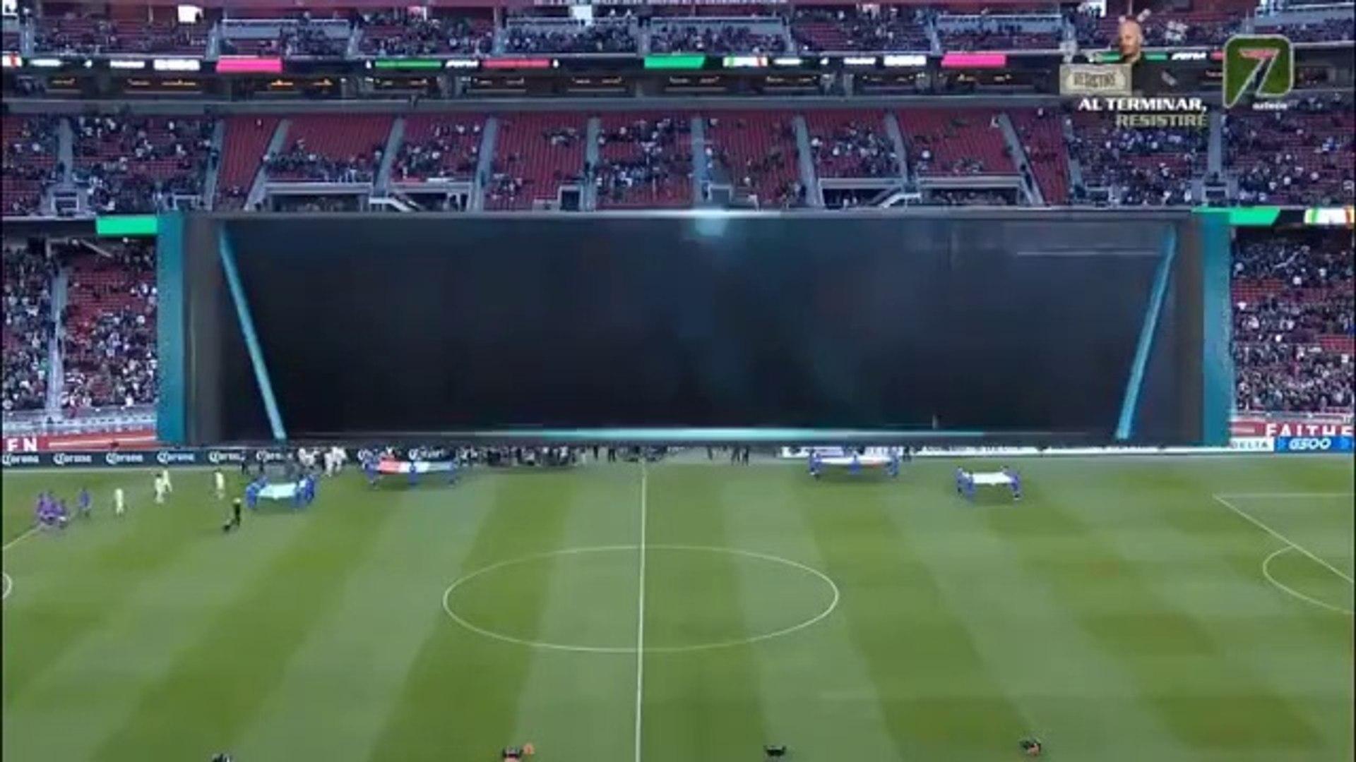 México 4 vs 2 Paraguay Partido Amistoso|| Narración Christian Martinoli, Dr Garcia Tv Azteca 2019