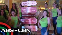 Nagsimula na sa pre-pageant activities ang Bb. Pilipinas 2019 | UKG