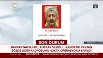 Kandil'de PKK'nın sözde lider kadrosuna nokta operasyonu