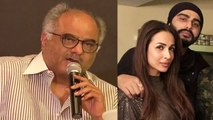 Malaika Arora & Arjun Kapoor: Boney Kapoor REACTS on Marriage rumors | FilmiBeat
