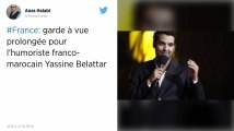 Paris. La garde à vue de l'humoriste Yassine Belattar prolongée