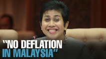 News: No deflation in Malaysia, says BNM