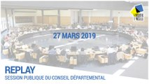 Session du 27 mars 2019