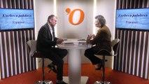 «Erdogan est populaire auprès des jeunes franco-maghrébins», explique Ariane Bonzon (spécialiste de la Turquie)