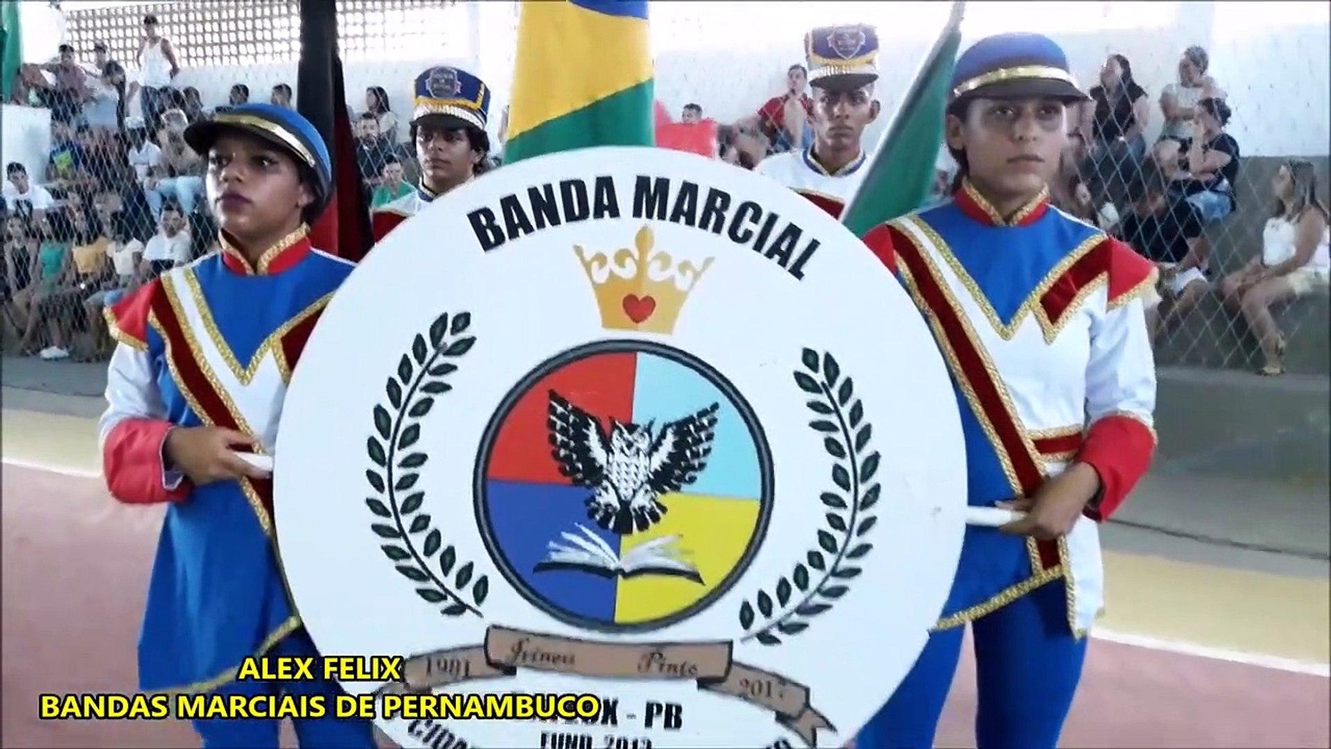 Banda Cidada Integral Irineu Pinto 2018 _ XI COPA NORDESTE NORTE DE BANDAS E FANFARRAS EM ALTINHO PE