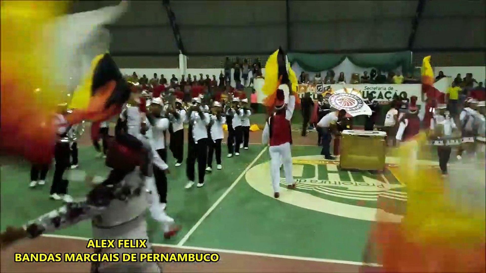 Banda Show Impacto da Bahia 2018 _ Copa Norte Nordeste de Bandas e Fanfarras Em Altinho - Pernambuco